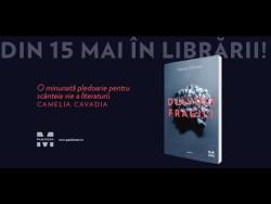 """Lansarea cărţii """"Diavoli fragili"""" de Radu Găvan"""